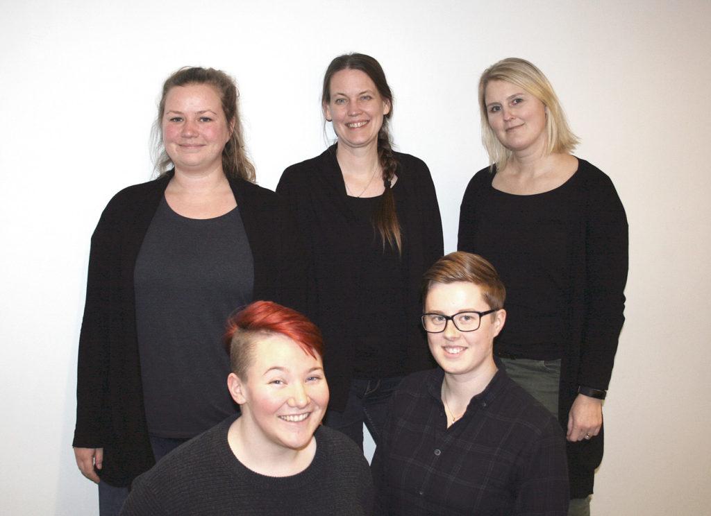 Deltagarintervju med teckenspråkstolkarna på Södertörns folkhögskola